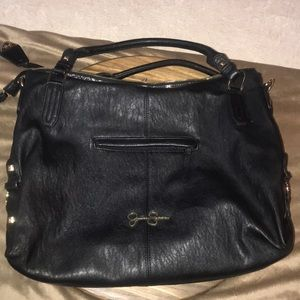 Black Shoulder/Crossbody Purse
